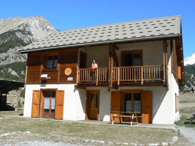 Appartement les beraudes, location nevache ALLAIN